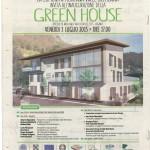 Pubblicità Inaugurazione Green House